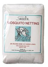 "Mosquito Netting - 66"" wide x 5 yards mesh"