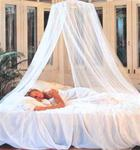 "Mosquito Net Bed Canopy - Mombasa ""Siam"""