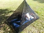 Noseeum Netting One Point Tent Bivy by Skeeta