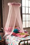 Mosquito Net Bed Canopy kids - Mombasa Feathered Boa